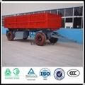 2 axle 8ton farm trailer
