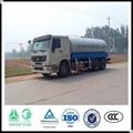 8 cubic Water tank truck   4