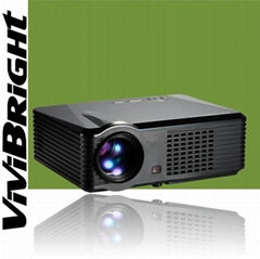 Amazing low price video Projector for home theater 800x480pixels with TV tuner
