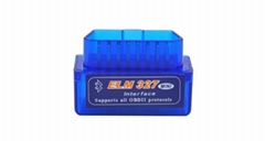 Super Mini ELM327 Bluetooth Interface V2.1 OBD2 OBD 2 Auto Diagnostic-Tool