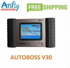 Original Autoboss V30 Diagnostic System the European Edition Update Online Suppo