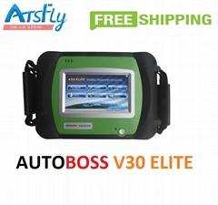 AUTOBOSS V30 Elite Diagnose Scanner Update Online Super Diagnostic Tool V30 Elit