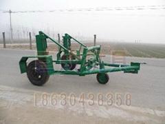 液压式电缆拖车