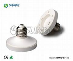 轉換燈頭 2014新款 SG-AD-E27-GX53