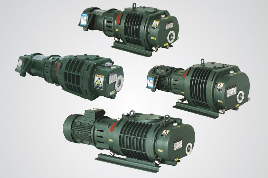 High Quality Roots Vacuum pump for optical coating vacuum equipment 2