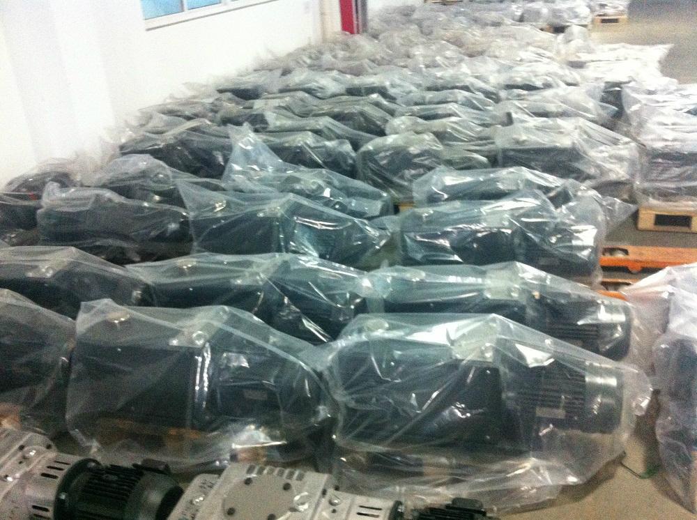High Quality Roots Vacuum pump for optical coating vacuum equipment 3