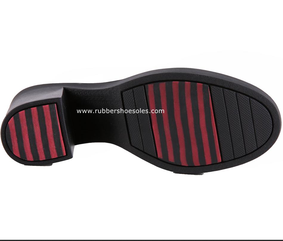 wholesale rubber shoe soles women's rubber shoe outsole high quality 4