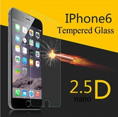iPhone 6 Tempered protective Glass