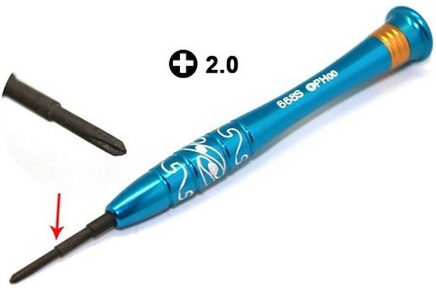 BEST-668S Professional phone repair screwdrives