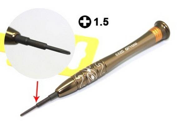 BEST-668S Professional phone repair screwdrives 2