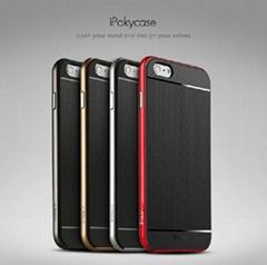iPakycase iphone 6/6 plus Silica protective sleeve ultra-thin bezel