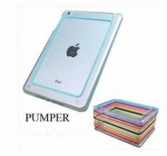 iPad Air Pumper Case Silicone Frame Utra Thin