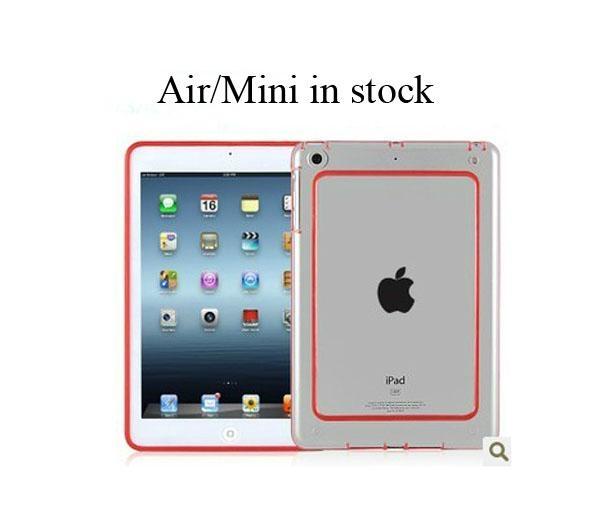 iPad Air Pumper Case Silicone Frame Utra Thin 2