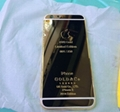 """iPhone 6 4.7""""  24K Gold Plating Housing Back Battery Door Cover"""