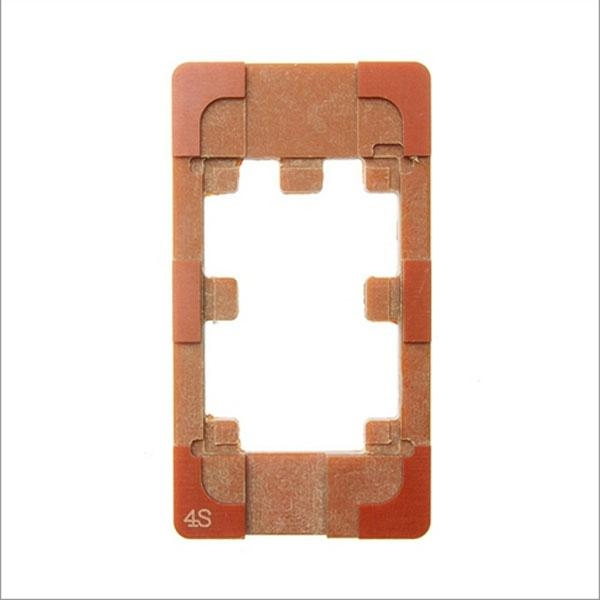 Glass o<em></em>nly Repair Alignment Mold for iPhone 4/4s 1