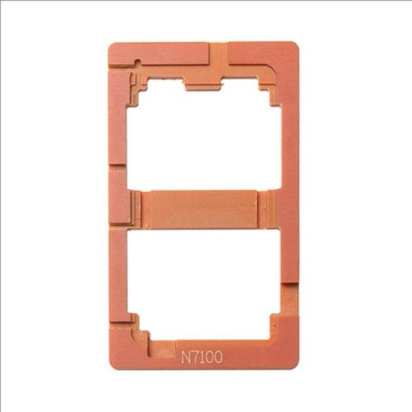 Glass Only Repair Alignment Mold for Samsung Galaxy Note 2 1
