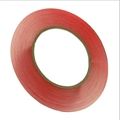 6mm x 36yd roll of Premium Red Tape
