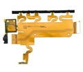 Sony Xperia Z1 L39h C6902 C6903  Motherboard Power Volume Microphone Flex Cable 2