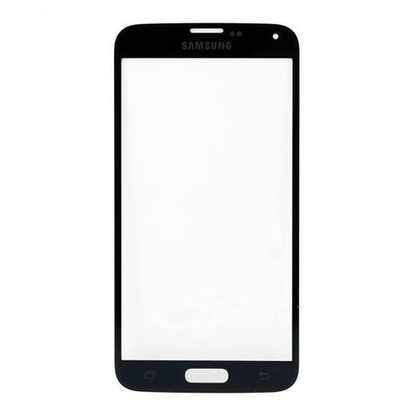 Samsung Galaxy S5 G900 Front Glass Lense-Grey