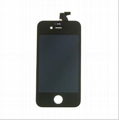 iPhone 4S LCD Screen Digitizer Assembly Black