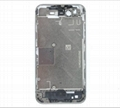 iPhone 4S Mid Frame, Bezel, Sim Tray, Buttons, and Screws