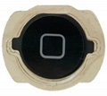 Home Button assembly with Sticker Space Black for iPod Touch 4th Gen
