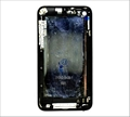 For iPod Touch Gen 4 Back Cover with Black Bezel Blank