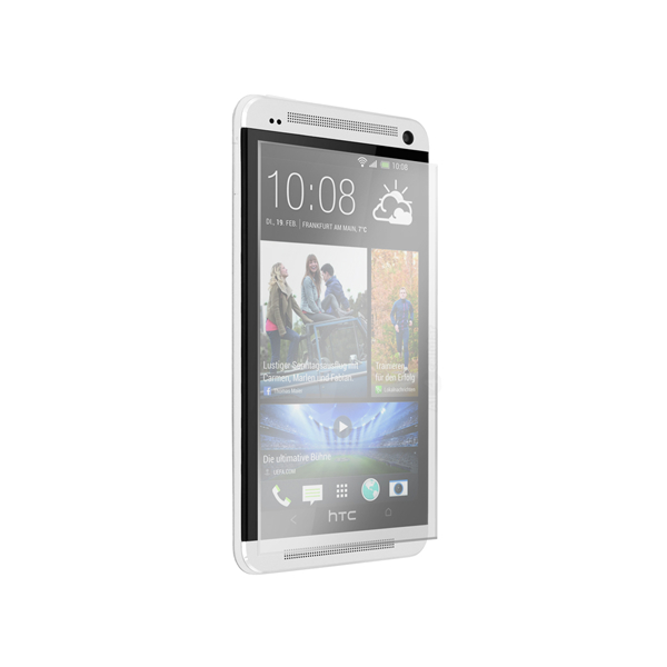 HTC One (M7) Clear Screen Protector 1