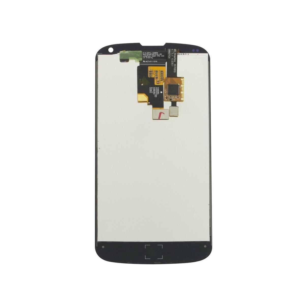 LG Google Nexus 4 E960 LCD & Touch Screen Digitizer Replacement 2