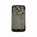 Touch Digitizer LCD Display with Frame LG Nexus 4 E960 2