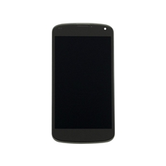 Touch Digitizer LCD Display with Frame LG Nexus 4 E960