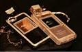 Perfume Bottle Chain case Handbag TPU diamond Bling Cover for iPhone Samsung 3