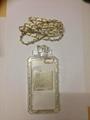 Perfume Bottle Chain case Handbag TPU diamond Bling Cover for iPhone Samsung 8