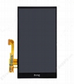 Touch Digitizer LCD Display for HTC One M7 801e