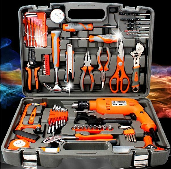 AK metal toolbox suits Maintenance electrician group in Germany Multi-functional 1