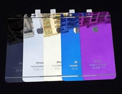 iPhone 5/5S 6/6 Plus Color Tempered Glass