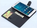 Samsung A7 Wallet Stand Flip Cover Leather samsung galaxy A7 A700 Case