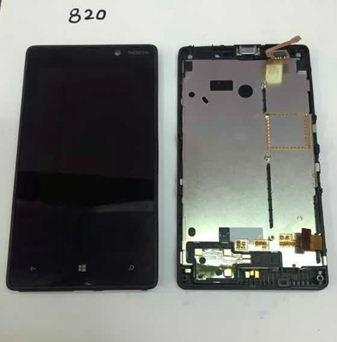 Touch Digitizer LCD Display for Nokia 820  Hot Sale 1