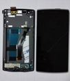One Plus one LCD assembly with frame Brand New