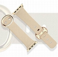 For Apple Watch Genuine Baseus Leather Strap Buckle 38mm #Baseus 12