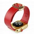 For Apple Watch Genuine Baseus Leather Strap Buckle 38mm #Baseus 2