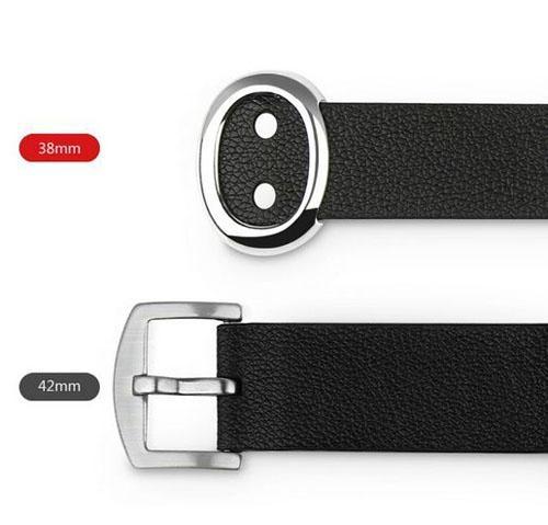 For Apple Watch Genuine Baseus Leather Strap Buckle 38mm #Baseus 8