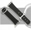 For Apple Watch Genuine Baseus Leather Strap Buckle 38mm #Baseus 9