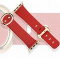 For Apple Watch Genuine Baseus Leather Strap Buckle 38mm #Baseus 10