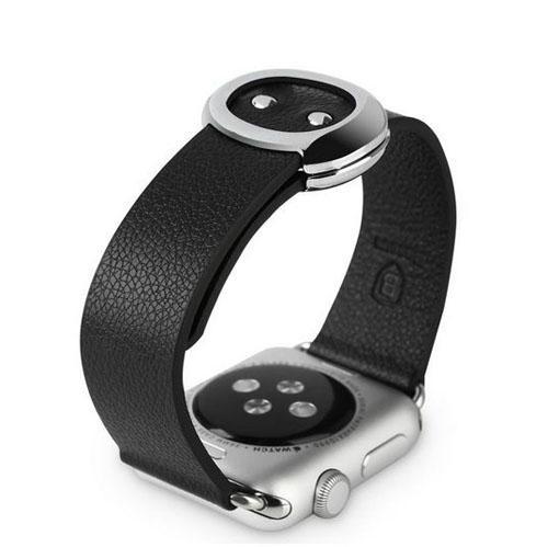 For Apple Watch Genuine Baseus Leather Strap Buckle 38mm #Baseus 1