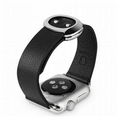 For Apple Watch Genuine Baseus Leather Strap Buckle 38mm #Baseus