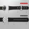 For Apple Watch Genuine Baseus Leather Strap Buckle 38mm #Baseus 7