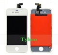 Apple iPhone 4S LCD Screen Digitizer Assembly with Frame White