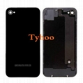 iPhone 4 CDMA Back Cover Housing Black