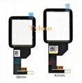 Apple Watch 1st Gen Touch Panel 38mm Black